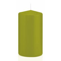 Stumpenkerzen, Flackkopfkerzen 120mm hoch, 60mm Durchmesser, 40h - Farbauswahl – Bild 7