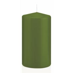 Stumpenkerzen, Flackkopfkerzen 130mm hoch, 70mm Durchmesser, 52h - Farbauswahl – Bild 9