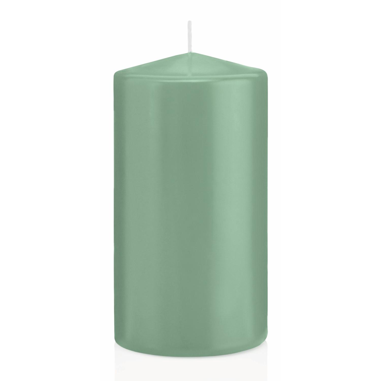 stumpenkerzen flackkopfkerzen 150mm hoch 80mm durchmesser 69h farbauswahl ebay. Black Bedroom Furniture Sets. Home Design Ideas