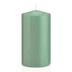 Stumpenkerzen, Flackkopfkerzen 150mm hoch, 80mm Durchmesser, 69h - Farbauswahl – Bild 10