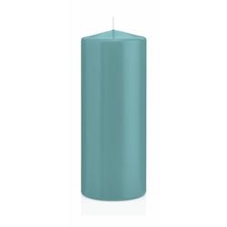 Stumpenkerzen, Flackkopfkerzen 200mm hoch, 80mm Durchmesser, 83h - Farbauswahl – Bild 25