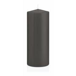 Stumpenkerzen, Flackkopfkerzen 200mm hoch, 80mm Durchmesser, 83h - Farbauswahl – Bild 8