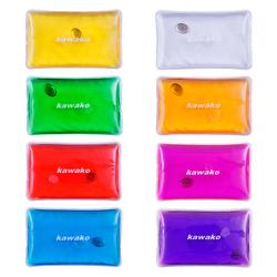 Taschenwärmer 8er Set Multicolor - Rechteck Matte - Handwärmer Heizpad Wärmepad Firebag – Bild 1