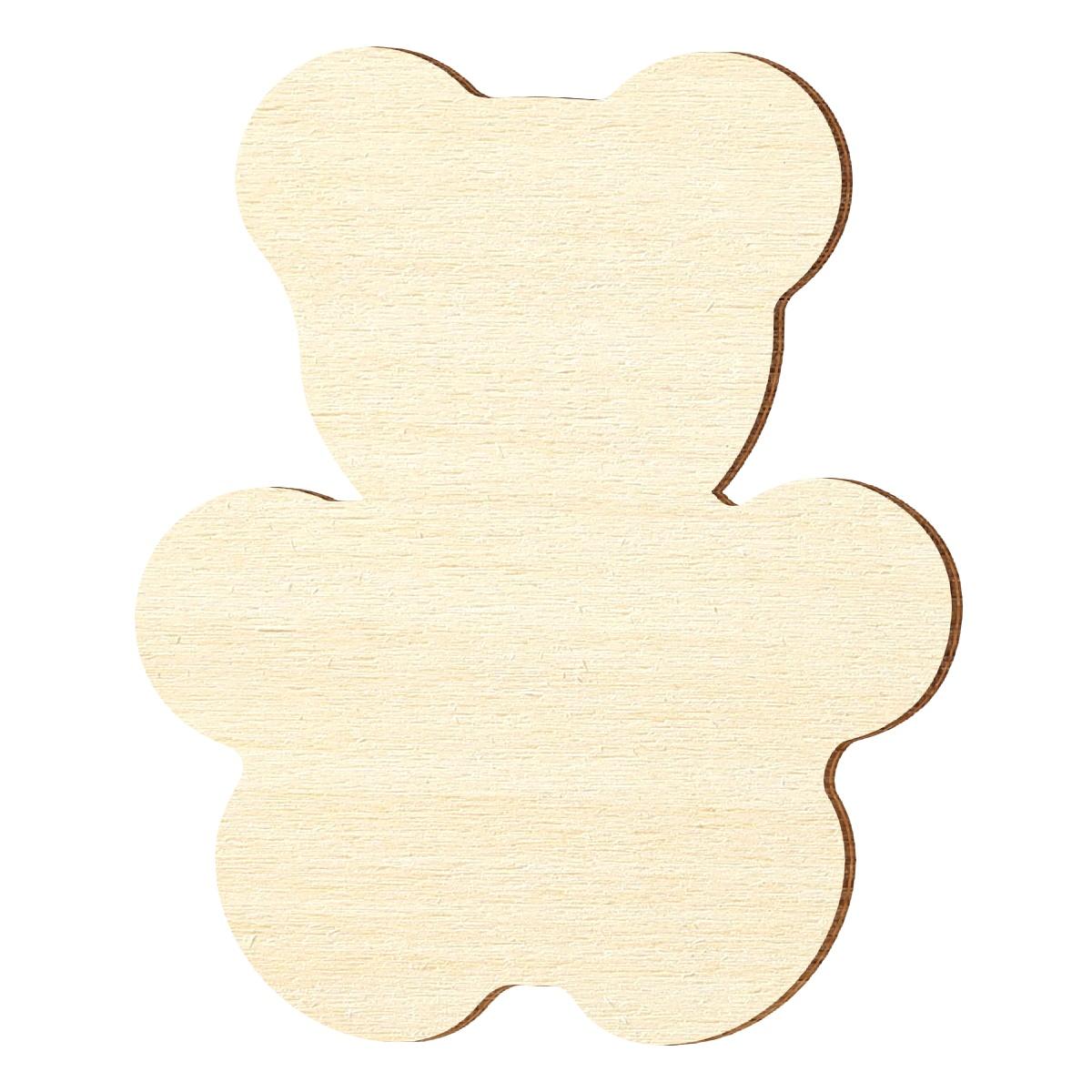 Sperrholz Zuschnitte Kleeblatt Größenauswahl Pappel 3mm Glücksbringer