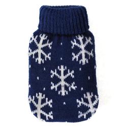 Taschenwärmer + Strickbezug - Flocken - Wärmflasche Handwärmer Wärmepad Firebag – Bild 13