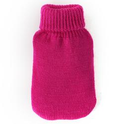 Taschenwärmer + Strickbezug - Blanko - Wärmflasche Handwärmer Wärmepad Firebag – Bild 15