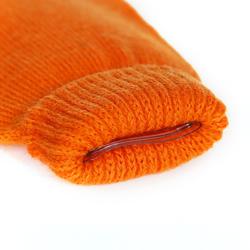 Taschenwärmer + Strickbezug - Blanko - Wärmflasche Handwärmer Wärmepad Firebag – Bild 4
