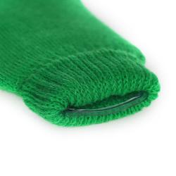 Taschenwärmer + Strickbezug - Blanko - Wärmflasche Handwärmer Wärmepad Firebag – Bild 6