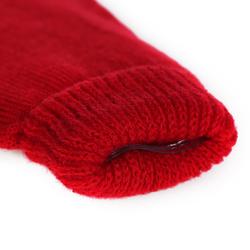 Taschenwärmer + Strickbezug - Blanko - Wärmflasche Handwärmer Wärmepad Firebag – Bild 8