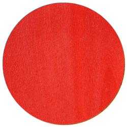 Sperrholz Zuschnitte Rot - Scheiben - Durchmesser auswählbar – Bild 2