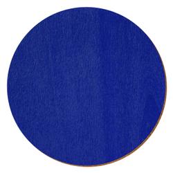 Sperrholz Zuschnitte Dunkelblau - Scheiben - Durchmesser auswählbar – Bild 1