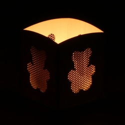 Bütic Windlicht Laterne Teelichthalter  – Bild 7