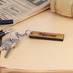 Echtholz Liebes-Anhänger individuell graviert Schlüsselanhänger – Bild 14