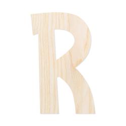 Holz-Furnier Buchstaben - Anatawa - Schriftzug aus hellem 0,6mm Echtholzfurnier - Größenauswahl – Bild 19