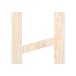 Holz-Furnier Buchstaben/Zahlen - Knox - Schriftzug aus hellem 0,6mm Echtholzfurnier - Größenauswahl – Bild 9