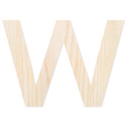 Holz-Furnier Buchstaben/Zahlen - Knox - Schriftzug aus hellem 0,6mm Echtholzfurnier - Größenauswahl – Bild 24