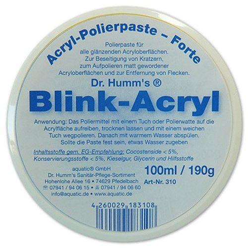 BLINK-Acryl Poliermittel für Acryloberflächen