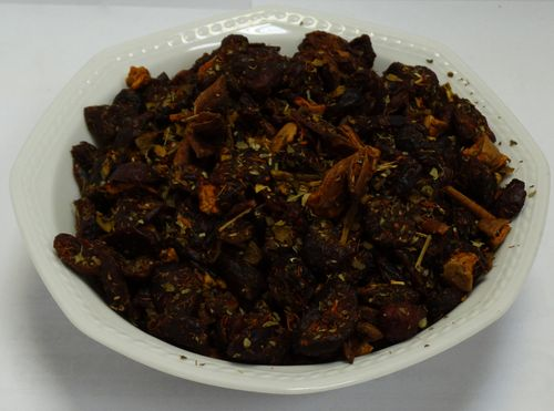 Merry Cranberry Früchtetee aromatisiert säurearm
