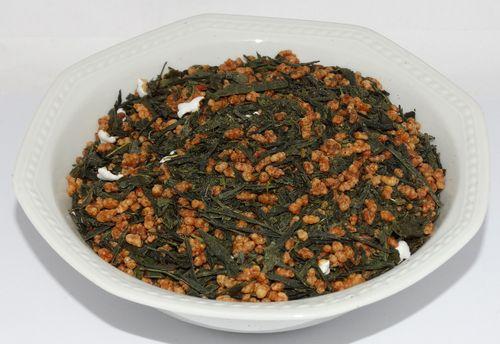 Genmaicha Grüner Tee aus Japan