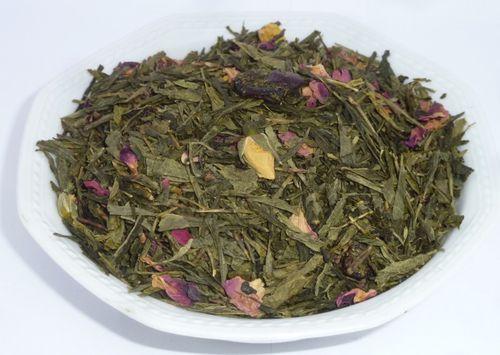 Acht Schätze Grüner Tee aromatisiert