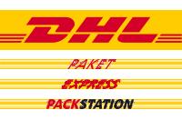banner dhl versand