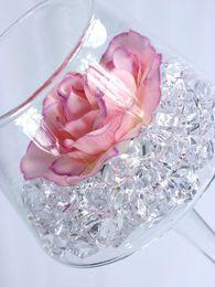 40 Dekosteine Eis MINI, transparent/klar – Bild 2