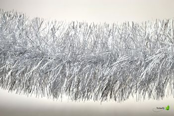 3m Weihnachtsgirlande Ø 15cm – Bild 5