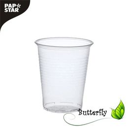 50 Trinkbecher, Bierbecher 300ml transparent   – Bild 1