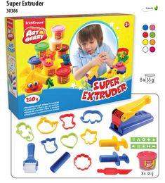 Spielknete Set ArtBerry Kinderknete Soft groß – Bild 2