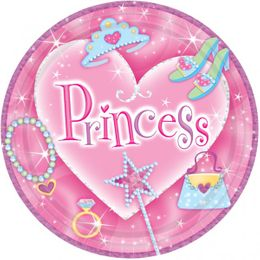 Kindergeburtstags Set Prinzessin – Bild 8