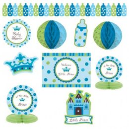 Baby Shower Party-Set Junge – Bild 11
