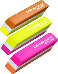 Radiergummi DRIVE Neon-Farben – Bild 2