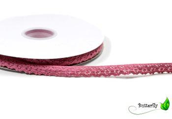25m Rolle Spitzenborte 15mm, 100% Baumwolle – Bild 3