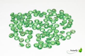 100 Dekosteine Diamanten 12mm – Bild 17