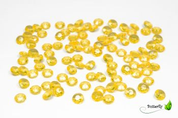 100 Dekosteine Diamanten 12mm – Bild 4