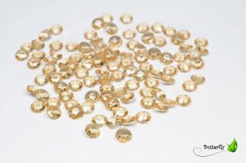 100 Dekosteine Diamanten 12mm – Bild 5