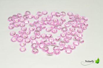 10 x 100 Dekosteine Diamanten 12mm – Bild 8