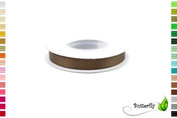 Satinband 10mm, 10 Meter - Doppelseitig – Bild 21