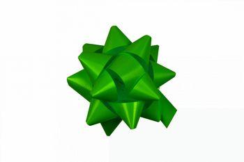 10 Geschenkschleifen Rosetten 8cm  – Bild 7