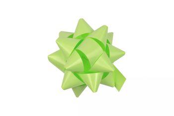 10 Geschenkschleifen Rosetten 8cm  – Bild 6