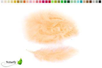 20 Marabufedern ca. 12-17cm – Bild 6