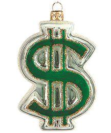 Christbaumschmuck Figuren Geld IMP – Bild 2