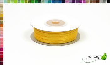 50m Rolle Satinband 3mm – Bild 7