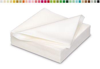 25 stoffähnliche Servietten 40x40cm in Premium Qualität – Bild 2