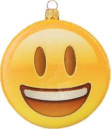 Christbaumschmuck Figur Emoji – Bild 2