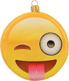 Christbaumschmuck Figur Emoji – Bild 6