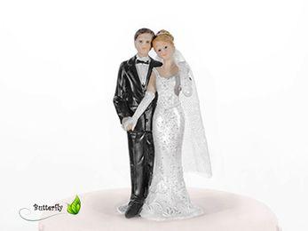 Figur Brautpaar 11cm – Bild 8
