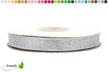 32m Rolle Lurexband 12mm – Bild 6