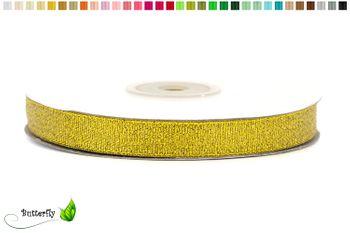 32m Rolle Lurexband 12mm – Bild 7