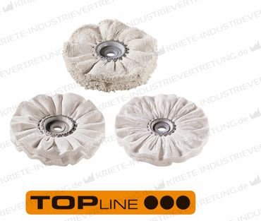100x10 POL Polierring   − Edelstahl, 2 Stück im Blister 353064